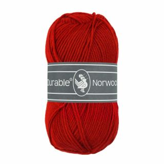 Durable Norwool rood 722