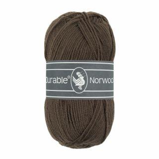 Durable Norwool bruin 881