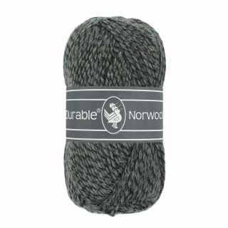 Durable Norwool grijsgroen melee M461