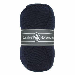 Durable Norwool Plus donkerblauw 210