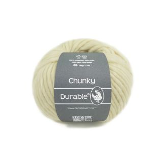 Durable Chunky - 326 Ivory