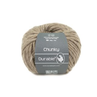 Durable Chunky - 340 Taupe