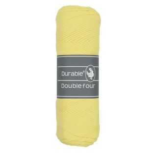 Durable Double Four katoen - 274 Light Yellow