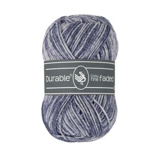 Durable Cosy Fine Faded - 321 Navy