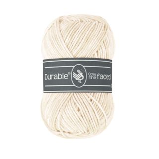 Durable Cosy Fine Faded - 326 Ivory