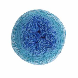 Durable Colour Cake Royal Blue Velvet - 6004