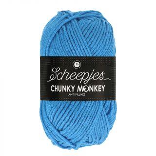 Scheepjes Chunky Monkey Cornflower Blue 1003