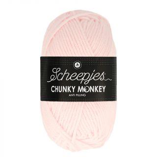 Scheepjes Chunky Monkey Baby Pink 1240