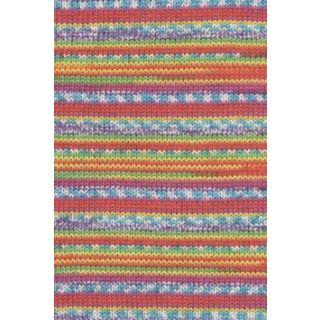 MERINO 200 BEBE COLOR multicolor jacquard