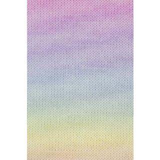MERINO 200 BEBE COLOR zacht roze/blauw/geel