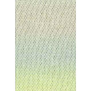 MERINO 200 BEBE COLOR zacht geel/groen melange