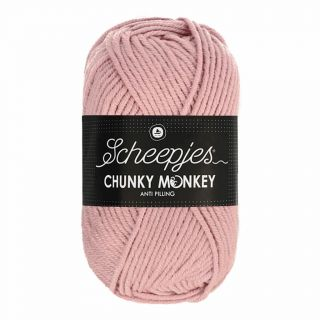 Scheepjes Chunky Monkey Pearl Pink 1080