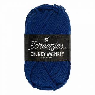 Scheepjes Chunky Monkey Royal Blue 1117