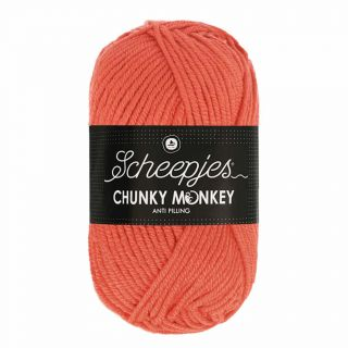 Scheepjes Chunky Monkey Coral 1132