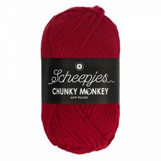 Scheepjes Chunky Monkey Cardinal  1246