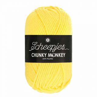 Scheepjes Chunky Monkey Lemon 1263