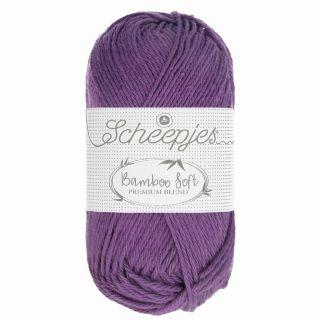 Scheepjes Bamboo Soft Royal Purple 252