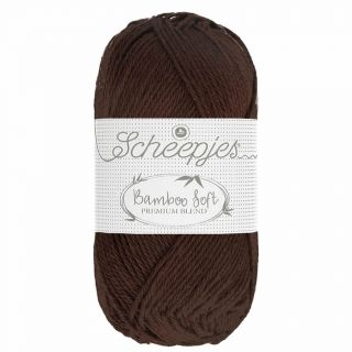 Scheepjes Bamboo Soft Smooth Cocoa 257