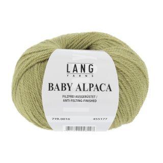 BABY ALPACA kiwi