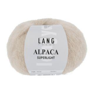 ALPACA SUPERLIGHT zand
