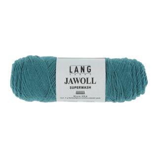 Lang Yarns Jawoll sokkenwol - 0188 petrol