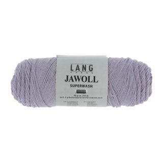 Lang Yarns Jawoll sokkenwol - 0245 lila