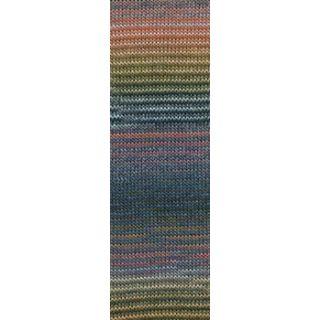 MILLE COLORI SOCKS & LACE LUXE multicolor jeans/zalm/grijs