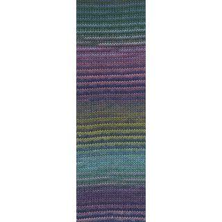 MILLE COLORI SOCKS & LACE LUXE multicolor groen/roze/lila