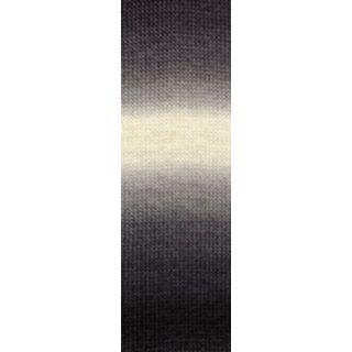 JAWOLL MAGIC DEGRADE antraciet/zwart/wit