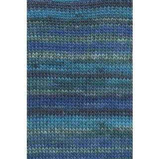 MILLE COLORI 200 G blauw/groen