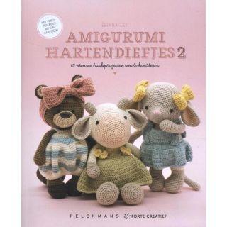 Amigurumi Hartendiefjes 2 - haakboek