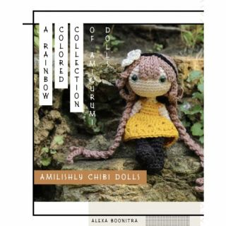 Amilishly Chibi Dolls - haakboek