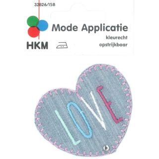 Love applicatie - HKM