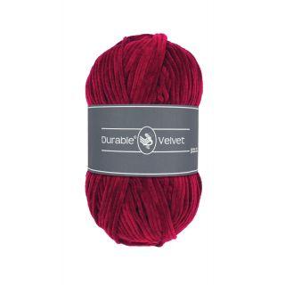 Durable Velvet 222 Bordeaux