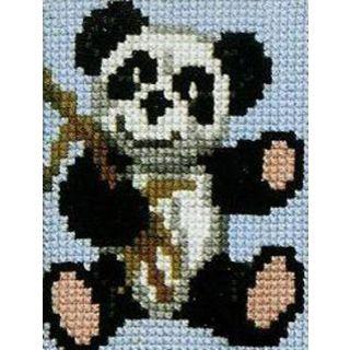 Borduurpakket voor kinderen - pako - panda