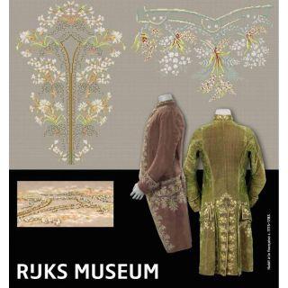 Borduurpakket Rijksmuseum Catwalk Habit à la française