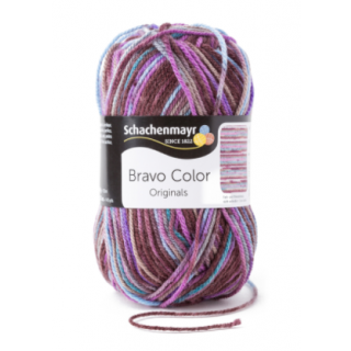 Schachenmayr Bravo Color 2086 - Violet