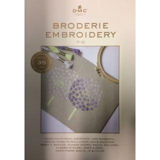 DMC borduurboekje Broderie Embroidery