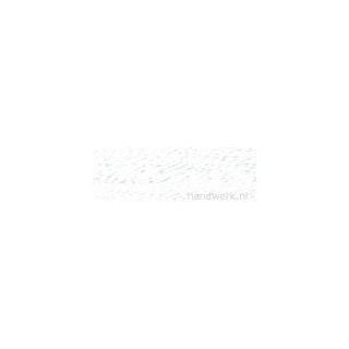 DMC P-Blanc Cotton Perlé borduurgaren