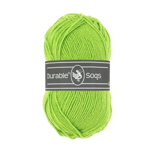 Sokkenwol Durable Soqs - 2155 Apple green
