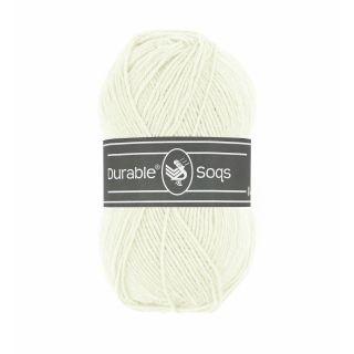 Sokkenwol Durable Soqs - 326 Ivory