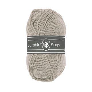 Sokkenwol Durable Soqs - 401 Opal grey