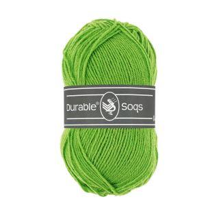 Sokkenwol Durable Soqs - 403 Parrot green
