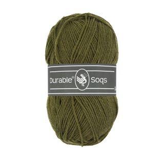 Sokkenwol Durable Soqs - 405 Cypress