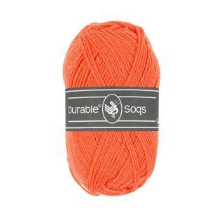 Sokkenwol Durable Soqs - 408 Fresh coral