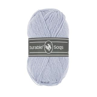 Sokkenwol Durable Soqs - 410 Misty blue
