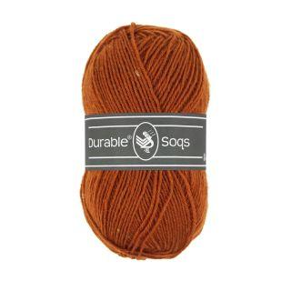Sokkenwol Durable Soqs - 417 Bombay brown