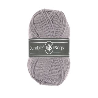 Sokkenwol Durable Soqs - 421 Lavender grey