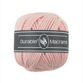 Durable Macramé Light pink 203