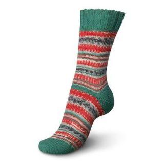 Regia sokkenwol Pairfect by Arne & Carlos - garden color 9136 - Schachenmayr
